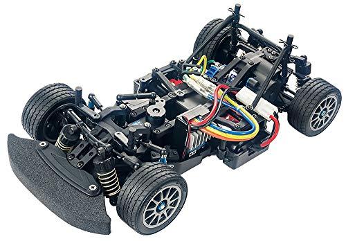 1/10 電動RCカーシリーズ No.669 M-08 CONCEPT シャーシキット 58669