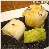 白菜ぬか漬け1/4切×3袋 白菜浅漬け1/4×3袋