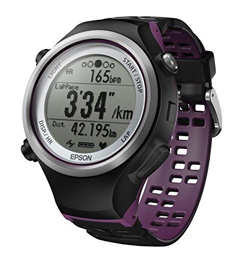 [エプソン リスタブルジーピーエス]EPSON Wristable GPS 腕時計 GPS・脈拍計測機能付 SF-810V
