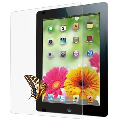 Ozaki IC804 iCoat Color Enhancer Screen Protection for iPad 4 [並行輸入品]