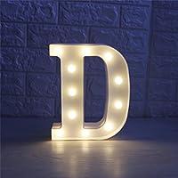 文字のベビー部屋デスクランプ電池式光ライトランプLEDナイトライトホーム装飾クリスマス装飾壁装飾ギフト HD030-D