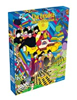 Puzzle - The Beatles - Yellow Submarine (1000 pcs) Licensed Gifts Toys 65118