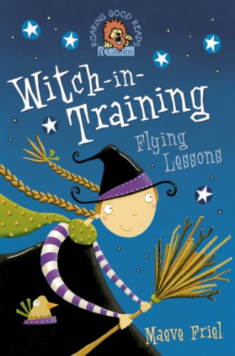 Download Flying Lessons (Witch-in-Training, Book 1) (English Edition) B00HY5ZDTC