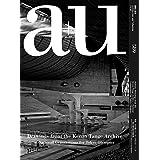 a+u(エーアンド・ユー)2019年10月号 丹下健三アーカイヴのドローイング―国立屋内総合競技場(代々木国立競技場)