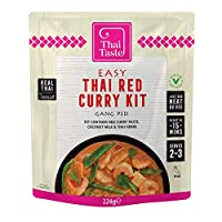 Thai Taste - Easy Thai Red Curry Kit - 224g