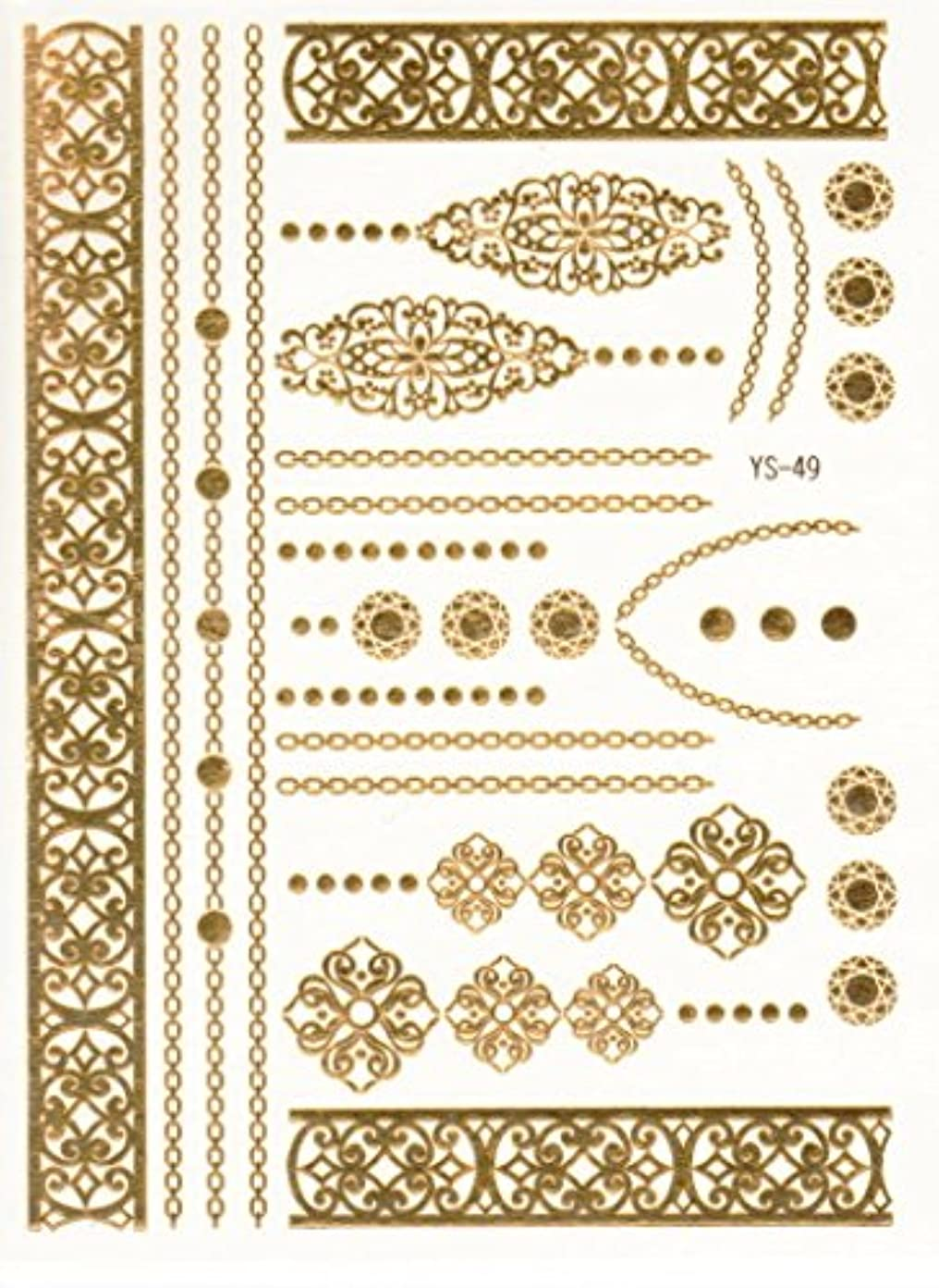 バックアップハングシガレットフラッシュタトゥー FLASH TATTOOS タトゥーシール 26