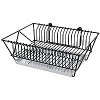 IKEA(イケア) FINTORP 60213174 水切り, ブラック, 亜鉛メッキ