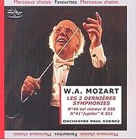 Symphonies 40/41