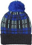 (ニチエイインダストリーズ)NICHIEI INDUSTRY ジャガードニット帽子 5504  ブルー FREE