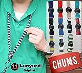 CHUMS(チャムス) Lanyard Original ランヤードオリジナル ネック ストラップ (CH61-0077)