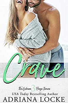 Crave by [Locke, Adriana]