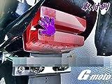 当時物 手型 リフレクター 紫 YBR125 RZ250R RZ350R R1-Z RZ250R MT25 MT03 MT07 MT09 XSR900 XJR400/R 4HM RH02J XJR1200R XJR1300 GX250 RD400 XJ400D XJ400E XJ750 RZ250 4L3 RZ350 4UO DT200/WR DT250/R XT250/T WR250/R セロー225 セロー250 TZ250F TT250R TT-R250 トリッカー レイド ランツァ TW200/E TW225/E SRV250 SR400 SR500 SR600 SRX250 SRX400 SRX500 ルネッサ ドラッグスター250 ドラッグスター400 ドラッグスター1100/クラシック ビラーゴ250 VMAX BOLT/ボルト