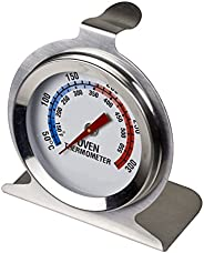 Davis & Waddell D20144 Essentials Stainless Steel Oven Thermometer D6x7cm 50°C to 300°C Temperature R