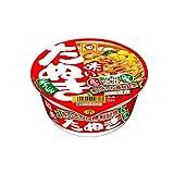 マルちゃん 赤いたぬき 天うどん 西日本バージョン 101g×12個(1ケース)