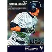 イチロー 2014カレンダー