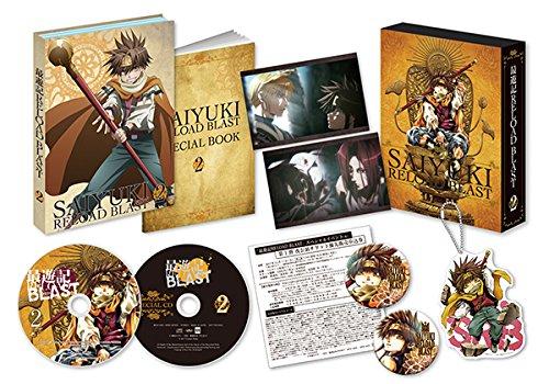 最遊記 RELOAD BLAST 第2巻 [Blu-ray] /