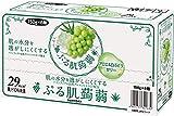 サントリー ぷる肌蒟蒻 アロエ&白ぶどうゼリー 機能性表示食品 150g×6本