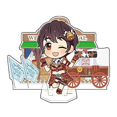 アイドルマスター シンデレラガールズ 及川雫 アクリルキャラプレートぷち 08