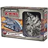 Star Wars X-Wing Miniatures Game: Millennium Falcon Expansion Pack Strategy Game