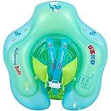 ALEXBIAN 赤ちゃんの水泳リングアンチリング滑り止め、新生児の赤ちゃん1-6歳の水泳リング (Size : L)