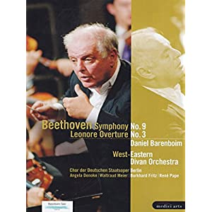 Beethoven Symphony No. 9 / Leonore Overture No.3 [DVD] [Import]