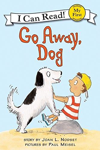 Go Away, Dog (My First I Can Read)の詳細を見る