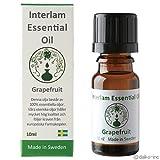 Interlam Essential Oil グレープフルーツ 10ml