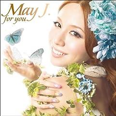 May J.「I'm yours」のジャケット画像