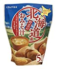 【さらに50%OFF!】マルダイ味噌 北海道産野菜のおみそ汁 5食 ×6袋が激安特価!