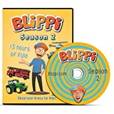 Blippi - Vol. 2 DVD - Educational Videos for Toddlers