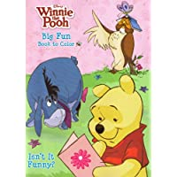 Winnie the Pooh Coloring Book 2パック