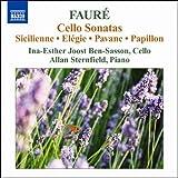 フォーレ:チェロとピアノのための音楽集