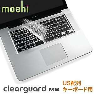 moshi clearguard MB (USキーボードモデル)