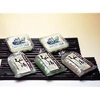 自然生豆腐「山の精」・自然生練り込みこんにゃくのセット (生豆腐・こんにゃくセット)