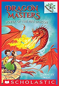 Dragon Masters 4巻 表紙画像