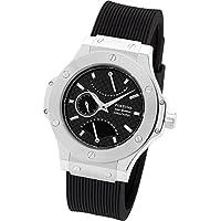 【FORTUNA】フォルトナ 腕時計 200m防水ダイバーズ レトログラード メンズ時計