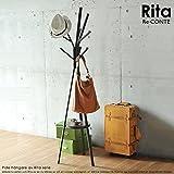 Re・conte Rita series Pole Hanger (日常をおしゃれに リビングにあるだけで凛とした空間に )