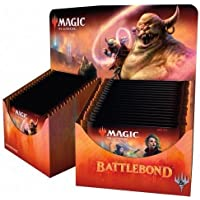 MTG Magic the Gathering battlebondブースターボックス–36のパック15カード各