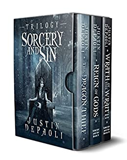 Sorcery and Sin: The Complete Trilogy by [DePaoli, Justin]