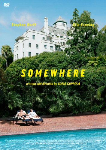 somewhere Blu-ray -
