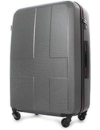 (イノベーター)INNOVATOR スーツケース INV63/63T 63cm 【INV63】BK-CROSS-CARBON