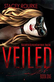 Veiled by [Rourke, Stacey]