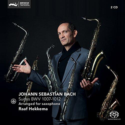 Bach, J.S.: Suites Bwv 1007