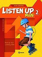 e-future 英語教材 Listen Up Plus 2nd Edition Level 2 Student Book 2枚組CD付