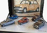 ルノー 純正ボックス 1/43 ルノー5 サンク5台セット Renault