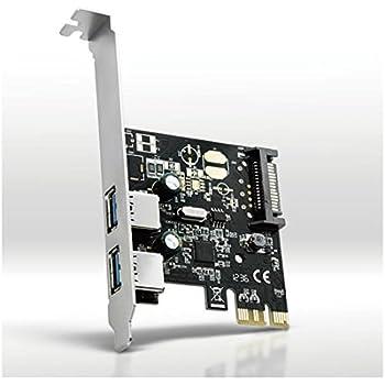 エアリア DIFFUSER3.0 V2 PCI Express x1 接続 USB3.0 2ポート renesas D720202 チップ搭載 UASP対応 SD-PEU3R-2EL2