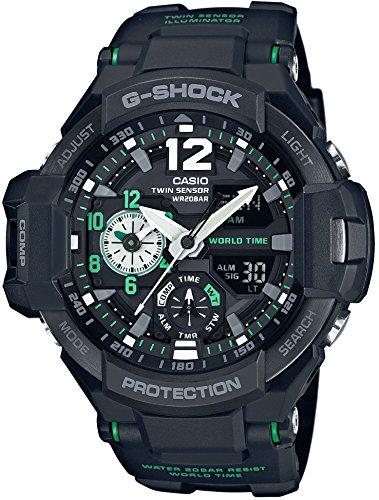 [カシオ]CASIO 腕時計 G-SHOCK ジーショック GRAVITYMASTER GA-1100-1A3JF メンズ