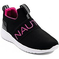 Nautica Kids Girls Fashion Sneaker Running Shoes - Little Kid/Big Kid - (Lace Up/Slip On)