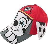 Nickelodeon Paw Patrol Marshall,Chase Baseball Cap, Toddler Boys Age 2-4