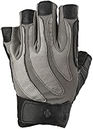 Harbinger Men's BioForm Weightlifting Glove with Heat-Activated Cushioned Palm (P
